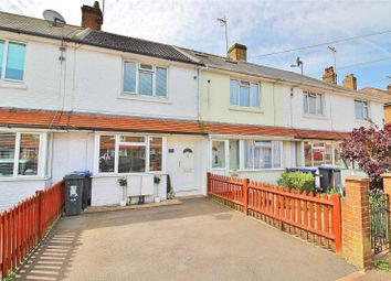 2 bed terraced house for sale in Leigh Road, Worthing, West Sussex BN14