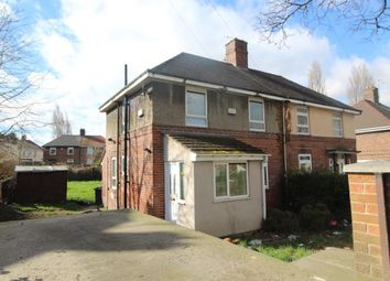 Thumbnail 3 bed semi-detached house for sale in Gregg House Road, Sheffield