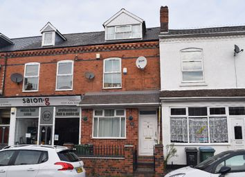 Thumbnail 4 bed terraced house for sale in Three Shires Oak Road, Bearwood