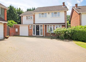 Thumbnail 4 bedroom detached house for sale in Chantry Avenue, Hartley, Longfield