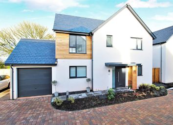 Thumbnail 4 bed detached house for sale in Moorview Crescent, Marldon, Paignton