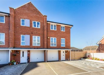Thumbnail 4 bed end terrace house for sale in Wyeth Close, Taplow, Maidenhead
