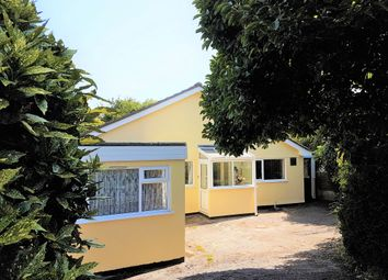 Thumbnail 2 bed detached bungalow for sale in Trythogga Road, Gulval, Penzance
