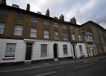Thumbnail 4 bed terraced house for sale in Maison Dieu Road, Dover