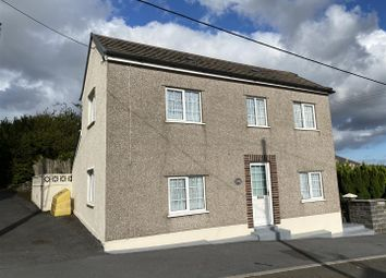 Thumbnail 3 bed detached house for sale in Cwmgarw Road, Upper Brynamman, Ammanford