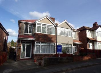 Thumbnail 3 bed semi-detached house for sale in Park Lane, Holywell, Flintshire, North Wales