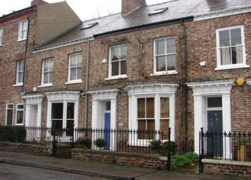 Thumbnail 4 bedroom town house to rent in St. Johns Street, York