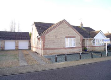 Thumbnail 3 bed detached bungalow for sale in Campion Place, Downham Market
