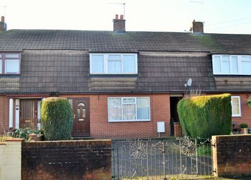 Thumbnail 3 bed town house for sale in John Offley Road, Madeley, Crewe