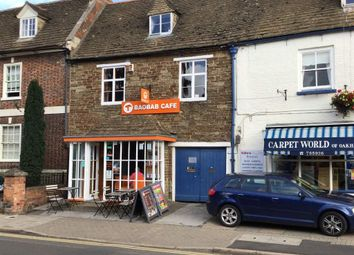Thumbnail Restaurant/cafe for sale in Crown Walk, High Street, Oakham