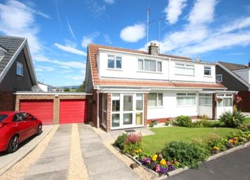 Thumbnail 3 bed semi-detached house for sale in St. Ives Road, Moodiesburn, Glasgow, North Lanarkshire