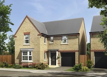 "Thumbnail 4 bed detached house for sale in ""Drummond"" at Green Lane, Barnard Castle, Barnard Castle"
