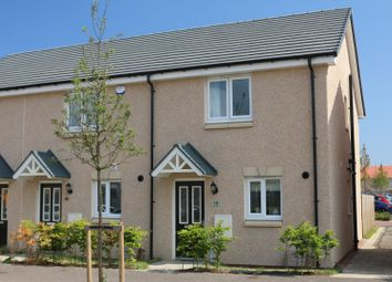 Thumbnail 2 bed end terrace house for sale in Moray Way, Musselburgh