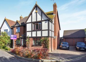 Thumbnail 4 bed detached house for sale in Henney Close, Chelmsford