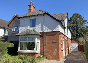 Thumbnail 4 bed detached house for sale in Ferndale Road, Kings Acre, Hereford