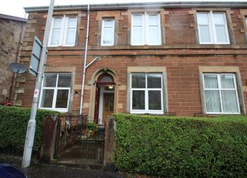 Thumbnail 2 bedroom flat for sale in Lilybank Road, Port Glasgow