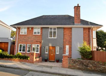 Thumbnail 5 bedroom detached house for sale in Venn Grove, Hartley, Plymouth