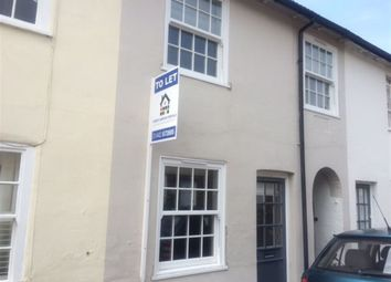 Thumbnail 2 bed semi-detached house to rent in Bridge Street, Berkhamsted