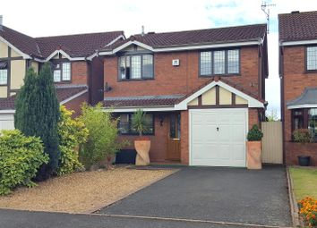 Thumbnail 3 bed detached house for sale in Santa Maria Way, Stourport-On-Severn