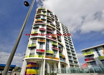 Thumbnail 2 bed flat to rent in Icona Point, 58 Warton Road, Stratford, Olympic Village, London