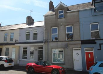 Thumbnail 4 bed terraced house for sale in May Avenue, Bangor