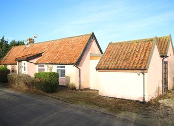 Thumbnail 3 bed cottage for sale in Gosbeck Road, Helmingham, Ipswich, Suffolk
