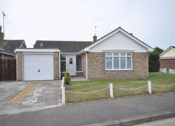 Thumbnail 3 bedroom detached bungalow for sale in Whittaker Way, West Mersea, Colchester