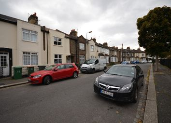Thumbnail 3 bed terraced house to rent in King George Avenue, London