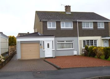 Thumbnail 3 bed semi-detached house for sale in 10 Africanda Road, Gretna