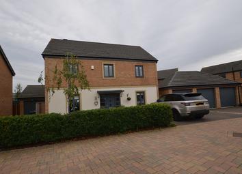 Thumbnail 4 bedroom detached house to rent in Saffron Drive, Hampton Vale, Peterborough