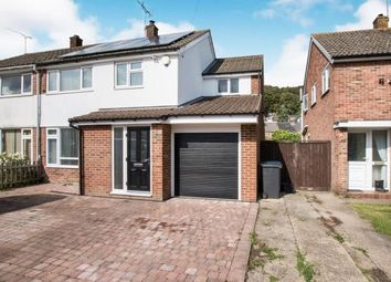 Thumbnail 5 bedroom semi-detached house for sale in Beresford Road, River, Dover, Kent