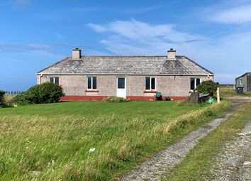 Thumbnail Detached bungalow for sale in South Bragar, Isle Of Lewis