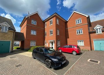 Thumbnail 1 bed flat for sale in Lackford Place, Ipswich