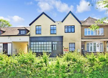 Thumbnail 2 bed flat for sale in Wrotham Road, Meopham Green, Kent