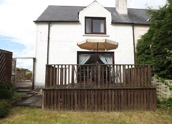 Thumbnail 2 bed semi-detached house for sale in West Achinchanter, Dornoch