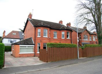 Thumbnail 4 bedroom detached house for sale in Finaghy Park Central, Finaghy, Belfast