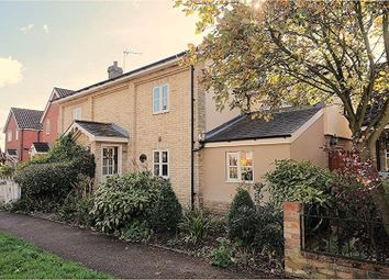 Thumbnail 3 bed semi-detached house for sale in Station Road, Haughley