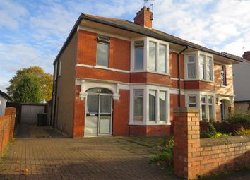 Thumbnail 3 bedroom semi-detached house for sale in Manor Rise, Whitchurch, Cardiff