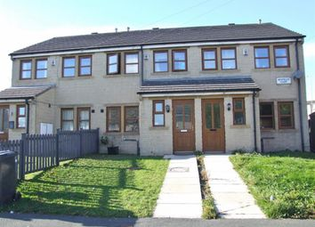 Thumbnail 3 bed town house for sale in Newfields Court, Illingworth, Halifax