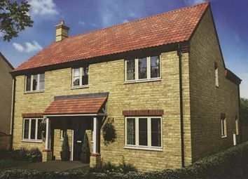 Thumbnail 4 bed detached house for sale in Thorney Meadows, Peterborough