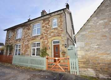Thumbnail 3 bed semi-detached house for sale in Queen Eleanor Road, Geddington, Kettering
