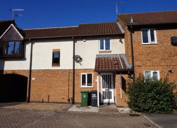 Thumbnail 2 bed detached house to rent in St. Columba Way, Syston, Leicester, Leicestershire