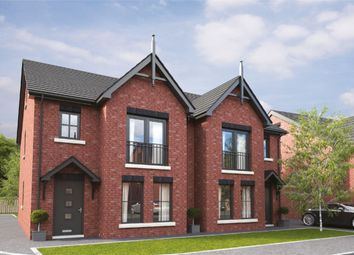 Thumbnail 3 bed semi-detached house for sale in Cassies Lane, Tudor Link, Carrickfergus