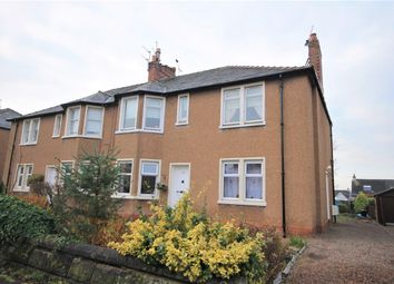 Thumbnail 3 bed flat for sale in Viewpark Road, Motherwell