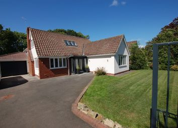 Thumbnail 4 bed detached house for sale in Longmeadows, Ponteland, Newcastle Upon Tyne