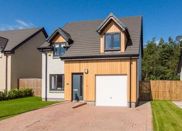 Thumbnail 3 bed detached house for sale in Alice Hamilton Court, West Linton, Scottish Borders