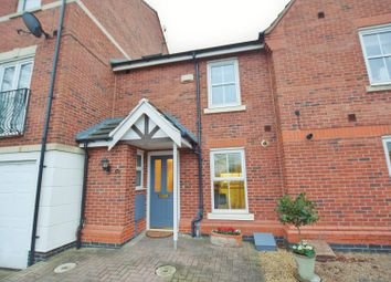 Thumbnail 3 bed terraced house for sale in Christ Church Close, Stamford