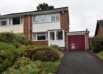 Thumbnail 3 bed semi-detached house for sale in Woodlands Park Road, Kings Norton, Birmingham