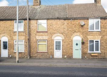 Thumbnail 2 bed terraced house for sale in West End, Whittlesey, Peterborough
