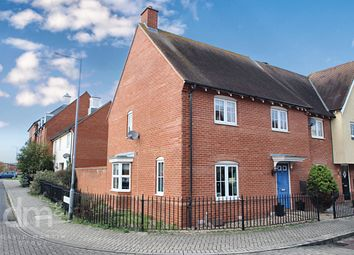 3 bed end terrace house for sale in Mario Way, Colchester, Essex CO2
